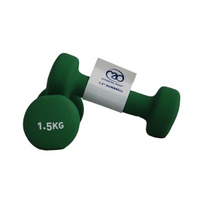 Fitness Mad 2x 1.5Kg Dumbell