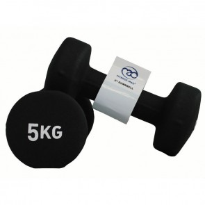 Fitness Mad 2x 5Kg Dumbell