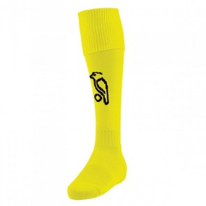 Kookaburra Fluo Yellow Hockey Socks