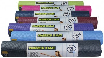 Yoga- Mad Warrior II Mat 4mm