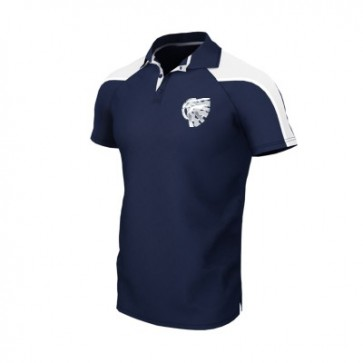 Anthony Gell PE Polo with Embroidered Badge