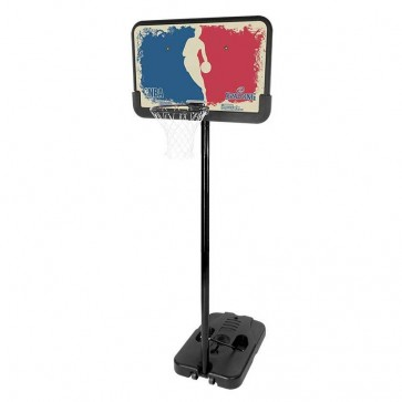 Spalding Logoman Portable Basketball Net Set