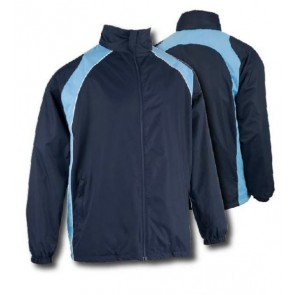 Matlock Baileans Rain Jacket with Initials
