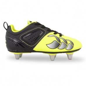 Cantebury Phoenix Club Kids 6 Stud Rugby Boots