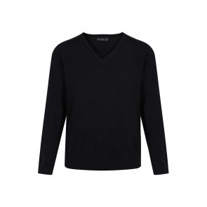 Trutex cotton Blend Jumper - Black