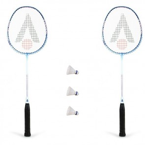 Karakal Racket and Shuttle Badminton Set- 2 Player Set