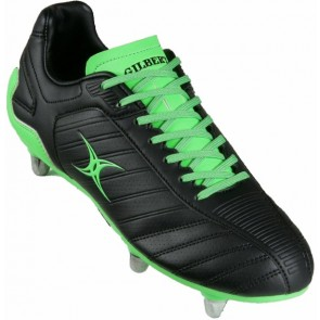 Gilbert Evolution II 8 Stud Rugby Boots