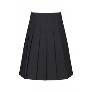 Stitch Down Pleat Skirt (GPB)