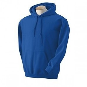 Highfields' Hoodie- Royal (with badge)