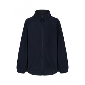 S. Anselm's Navy Fleece