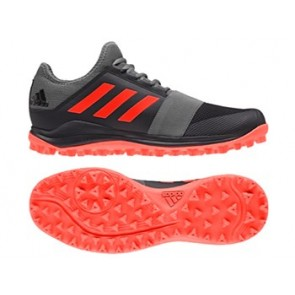 Adidas Divox Hockey Astro- available in Black or Yellow