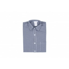 S. Anselm's Boys Short Sleeve Check Shirt