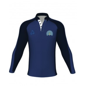 Lady Manners Rugby/Games Shirt Blue Taylor- AVAILABLE AUGUST 2018