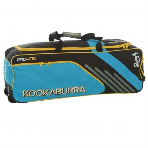 Kookaburra Pro 400 Wheelie Cricket Bag