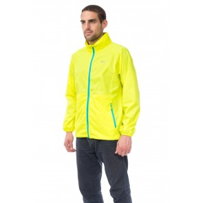 Target Dry- Mac in a Sac- Unisex Adult Waterproof- Neon Yellow