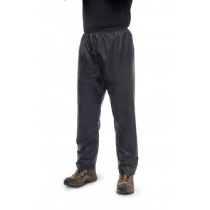 Target Dry- Mac in a Sac- Unisex Waterproof Overtrouser- Black