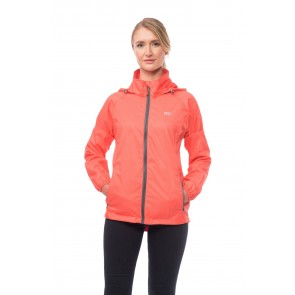 Target Dry- Mac in a Sac- Ladies Waterproof- Coral