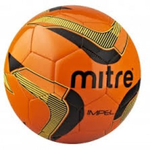 Mitre Impel Size 4 Orange Football