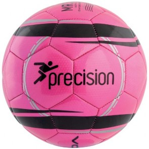 Precision Vortex Training Football Size 5 Pink Football