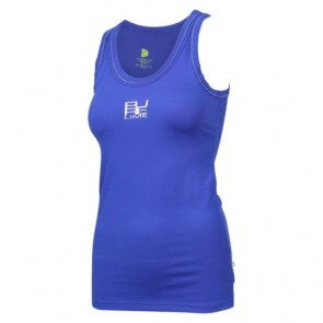 Pure Lime Ladies Body Tank - Brite Navy