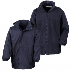 S. Anselm's Fleece Lined Raincoat- (Supplied with S. Anselm's Embroidered Badge)