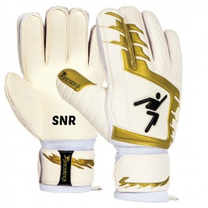Precision GK Schmeichology 4 Finger Protection Goalkeeper Gloves