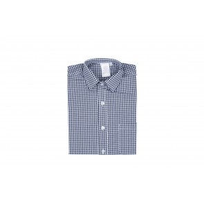 Boys Short Sleeve Check Shirt- SINGLE SHIRT