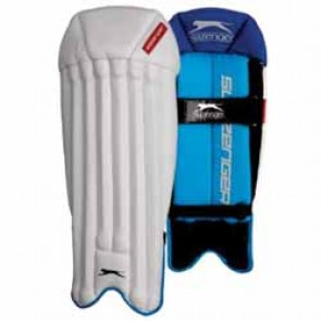 Slazenger S CLG Elite Mens Wicket Keeping Leg Guards
