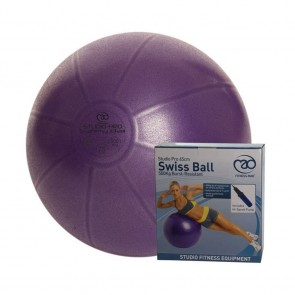 Fitness Mad Swiss Ball Studio Pro 55cm 500Kg Burst Resistant