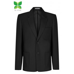 Boys Trutex Blazer (ZIPB)  - Black - Smaller Sizes
